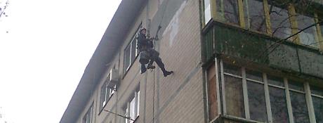 Герметизация швов Киев