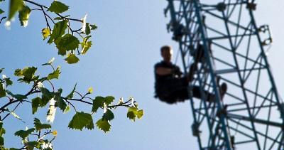 Монтаж базовых станций сотовой связи в Киеве