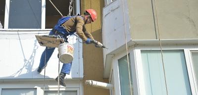Утепление балконов и лоджий в Киеве